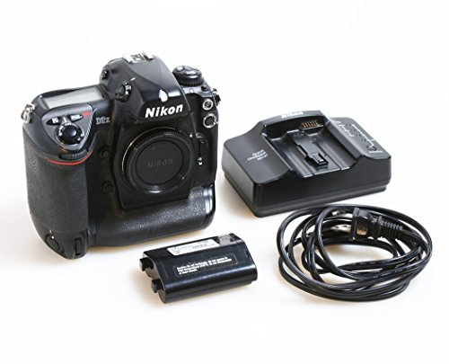 (NIKON D2X DSLR CAMERA BODY W/ EXTRA)