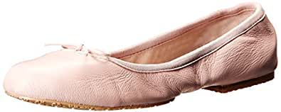 Bloch London Womens Amelie Ballet Flat,Pink Sand,40.5 EU/10.5 M US