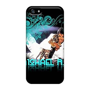 Michael Jackson Case Compatible With Iphone 5/5s/ Hot Protection Case