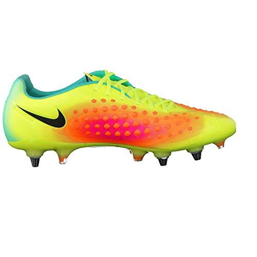 Nike Mænd Magista Opus Ii Sg Pr Fodboldstøvler Amarillo (volt / Sort-orange-Lyserød Samlede Blast) 7ts5GF