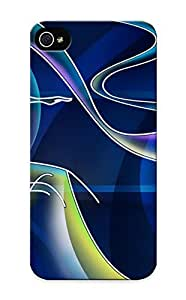 [dtosvu-6297-zibwmsr] - New Neon Outline Of A Woman Protective ipod touch4 Classic Hardshell Case