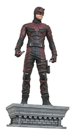 DIAMOND SELECT TOYS Marvel Gallery: Daredevil (Netflix TV Version) PVC Figure -