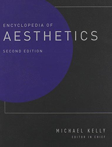 Encyclopedia of Aesthetics