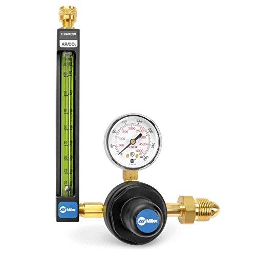 (Miller Smith 22-80-580 20 Series Flowmeter Regulator for Argon / CO2)