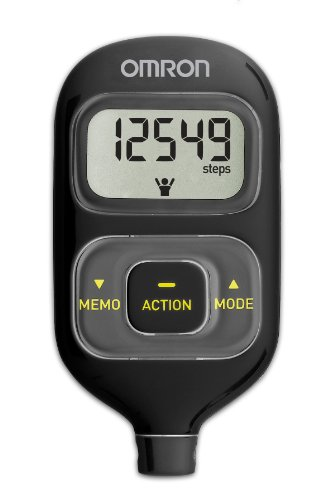Omron HJ-203 Pedometer with Activity Tracker by Omron