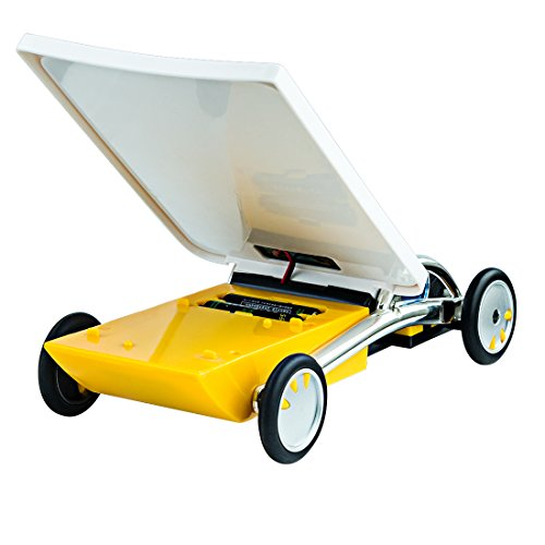 PeleusTech® Science Experiment Toy Solar Panel Car Experiment Science Kits Educational Toy for Kids by PeleusTech® (Image #5)