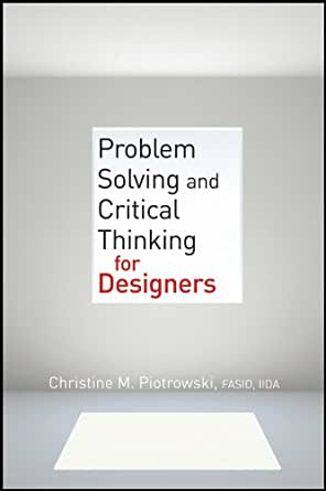 Guide for Critical Thinking for Designers
