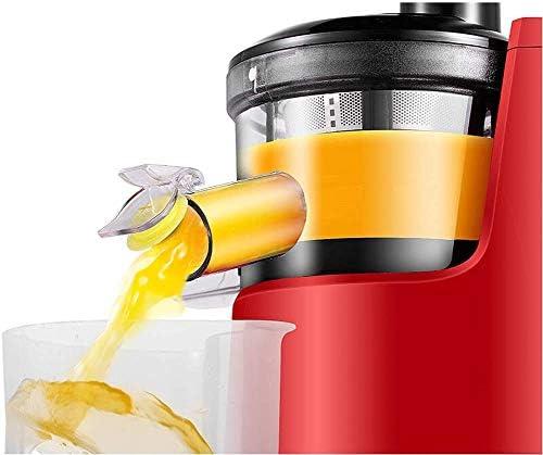 Suge Máquina de Jugo de exprimidor exprimidor de Baja Velocidad Home Cooking Jugo de la máquina VC Maquillaje de Baja Velocidad Recogiendo el Jugo de residuos Separación,