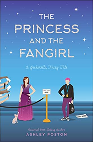 Image result for princess and the fangirl