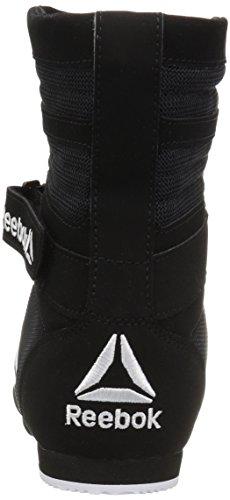 Boot White Boxing Reebok Shoe Women's Black SAnwUq