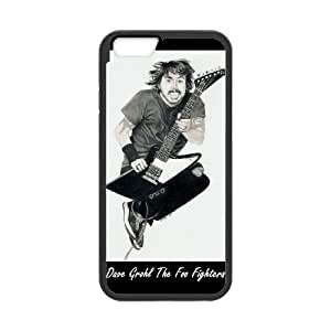 iPhone 6 4.7 Inch Cell Phone Case Black Dave Grohl Foo Fighters Plastic Durable Case GJU