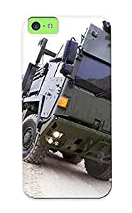 New Snap-on Freshmilk Skin Case Cover Compatible With Iphone 5c- Germany Nato Combat Vehicle Armored War Military Armykmw Man Sxmilitary Armouredcab Truck 2004