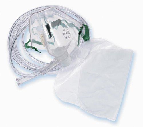 Disposable Oxygen Masks Adult Concentration Mask