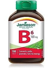 Vitamin B6 Pyridoxine 100 mg