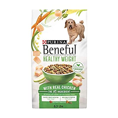 Purina Beneful Healthy Weight with Real Chicken Dry Dog Food-6.3 Lbs
