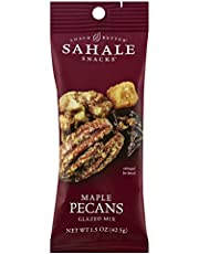 Sahale Snacks Maple Pecans Glazed Mix, 1.5 Ounces (Pack of 18)