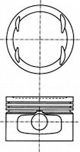 N/üral 87-116100-00 pist/ón