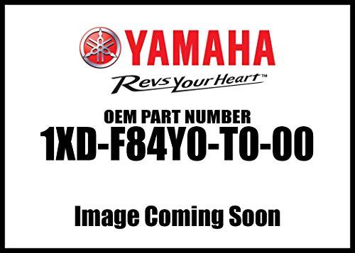 (Yamaha New OEM 1XD-F84Y0-T0-00 Snow PLOW Mount KIT 1XDF84Y0T000)