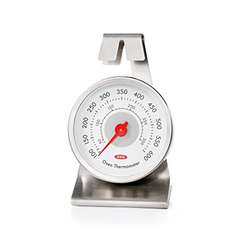 - OXO Good Grips Chef's Precision Oven Thermometer