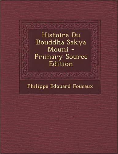 Livres gratuits en ligne Histoire Du Bouddha Sakya Mouni pdf