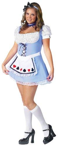 Alice Plus Size Costume - Womens Plus 16W-20W ()