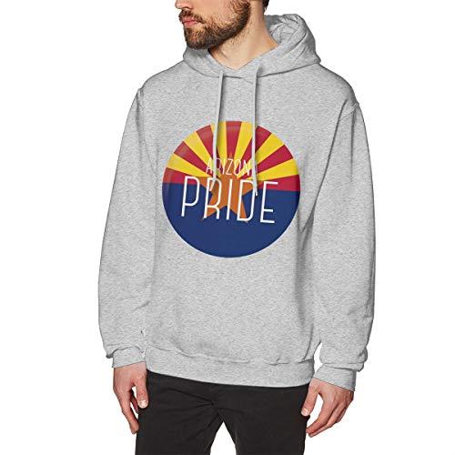 SARA NELL Men's American Arizona State Hoodies Pullover