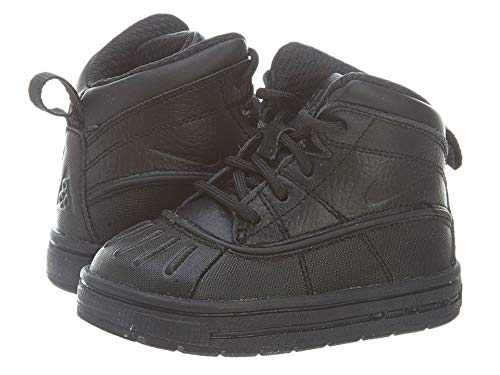 NIKE Toddler Woodside 2 High Boots (TD) #524874-001 (7c) (Nike Acg Boots Woodside)