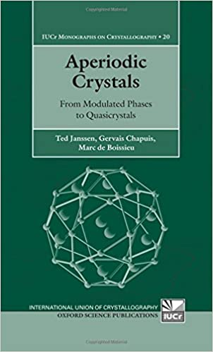 Aperiodic crystals: from modulated phases to quasicrystals
