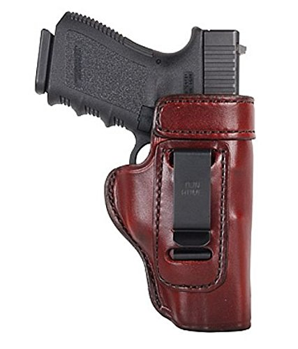 Don Hume Clip On Holster Glock 43 RH Brown