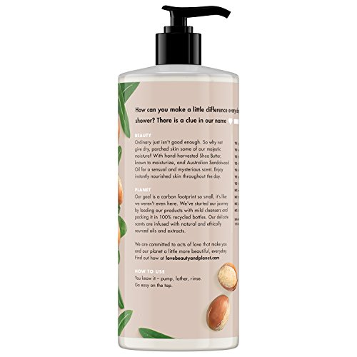 Buy the best organic body wash