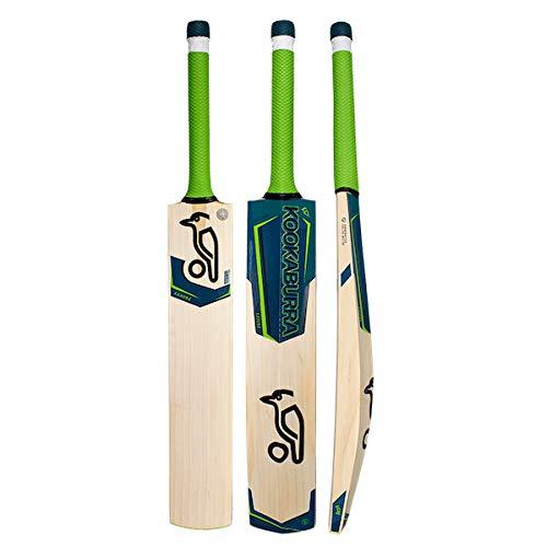 Kookaburra Kahuna 1.0 Cricket Bat, Long - Edge Kookaburra Blade