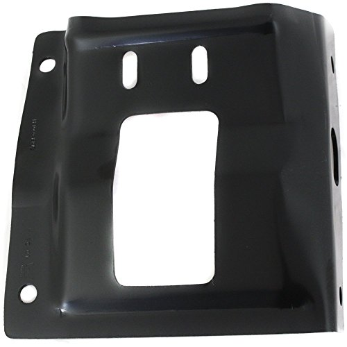 Bumper Bracket compatible with Ford F-Series Super Duty 08-10 Front Plate Mounting Steel Left Side