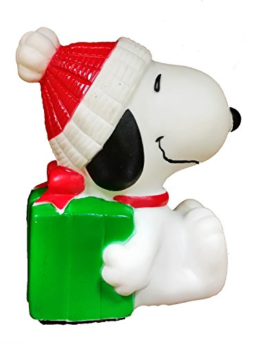 peanuts-snoopy-santa-with-gift-squeaky-dog-toy