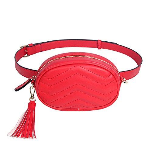 TJEtrade Waist Pack for Women Running Belt Fashion Fanny Pack Bum Bag ()