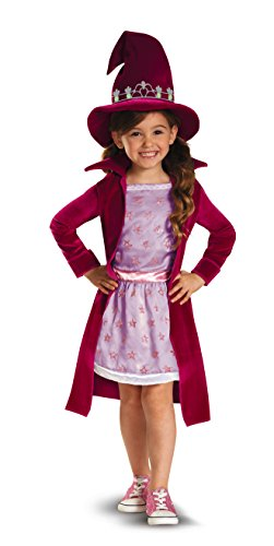 Disguise Girl's Mike The Knight Evie Classic Costume, 4-6X