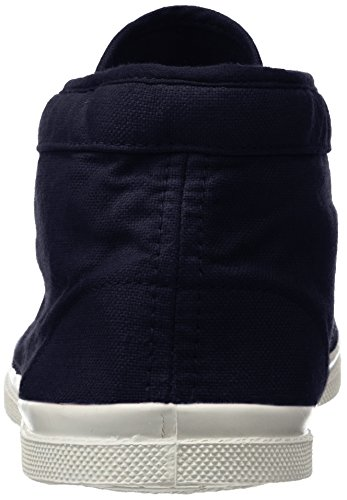 Baskets Tennis Femme New Bensimon Nils Marine Bleu q4tAS
