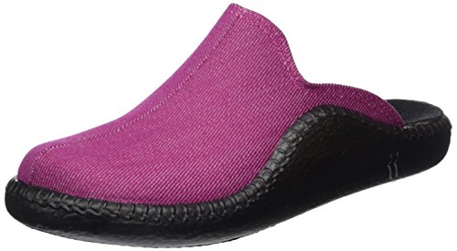 Romika Mokasso 116 - Zuecos Mujer Rosa - Pink (fuchsia 417)