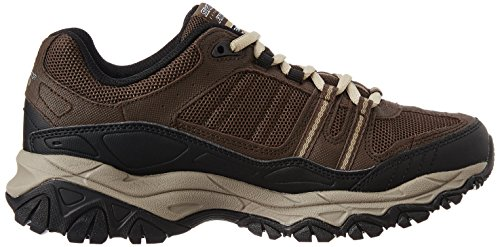Skechers Sport M�nner Afterburn Strike Memory Foam Lace