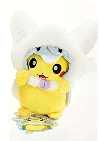 juguete 20cm nuevos Pokémon mago risa estilo Altaria Pikachu de peluche de felpa