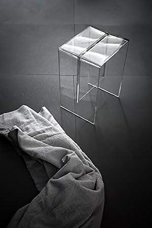 Amber Kartell MAX-Beam Mesita 33x47x34 cm
