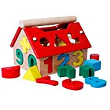 Figure Educational wooden toys for kids