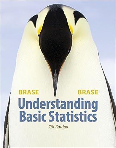 Amazon understanding basic statistics 9781305254060 charles understanding basic statistics 7th edition fandeluxe Gallery