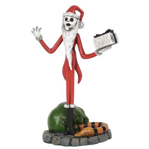Department 56 Nightmare Before Christmas VLG Jack Steals Christmas Figurines -  6003316