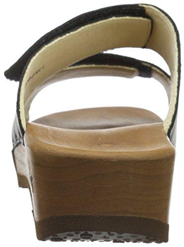 Woody Heidi 6051/65, Chaussures femme, Gris (Pitone lana), 42 EU