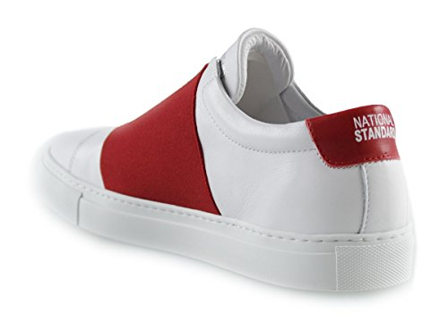 Sneaker STANDARD NATIONAL Low Herren Band Red wtwSPq