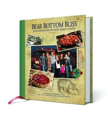 Bear Bottom Bliss; A country Cookbook cover