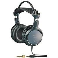 Jvc Harx700 Precision Sound Full Size Headphones Black Overview