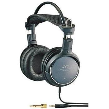 JVC HARX700 Precision Sound Full Size Headphones - Black