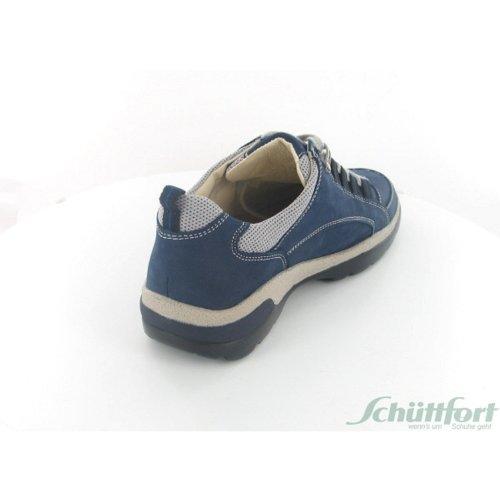 Semler Julia Damen Softballschuhe Blau