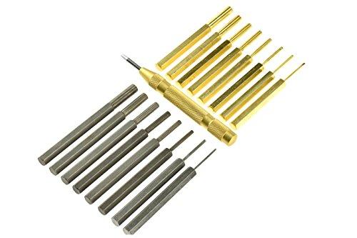 SE 18-Piece Drive Pin Punch Set